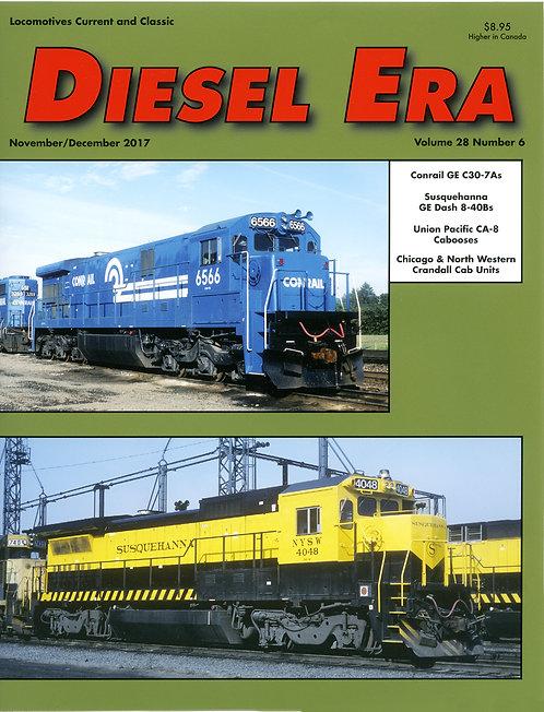 Diesel Era: Volume 28 Number 6