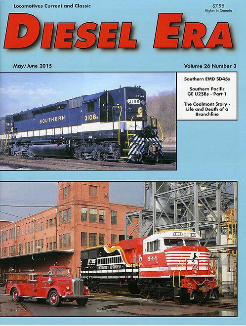 Diesel Era: Volume 26 Number 3