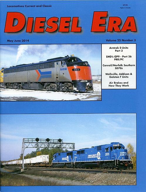 Diesel Era: Volume 25 Number 3