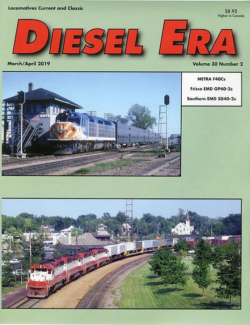 Diesel Era: Volume 30 Number2