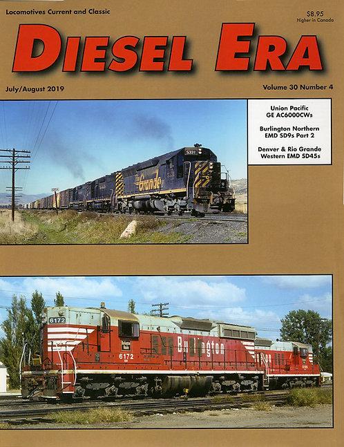 Diesel Era: Volume 30 Number 4