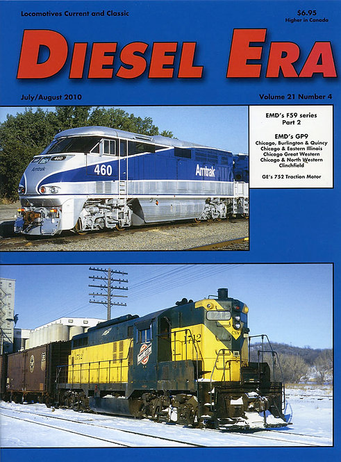 Diesel Era: Volume 21 Number 4