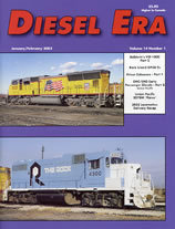 Diesel Era: Volume 14 Number 1
