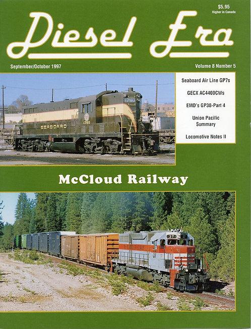 Diesel Era: Volume 8 Number 5
