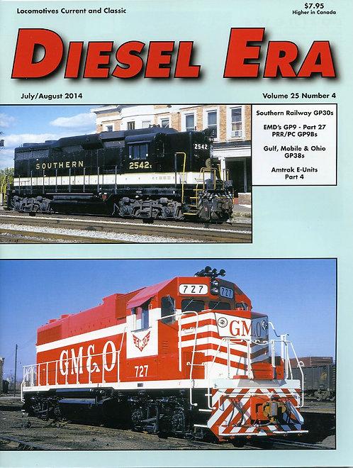 Diesel Era: Volume 25 Number 4