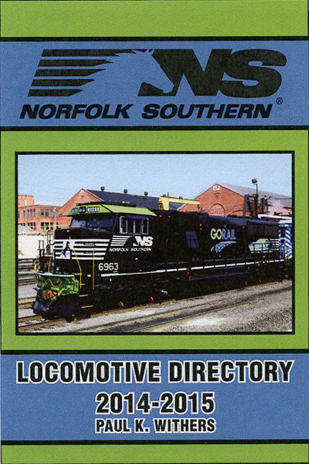Norfolk Southern 2014-2015 Locomotive Directory