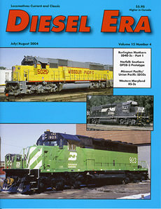 Diesel Era: Volume 15 Number 4