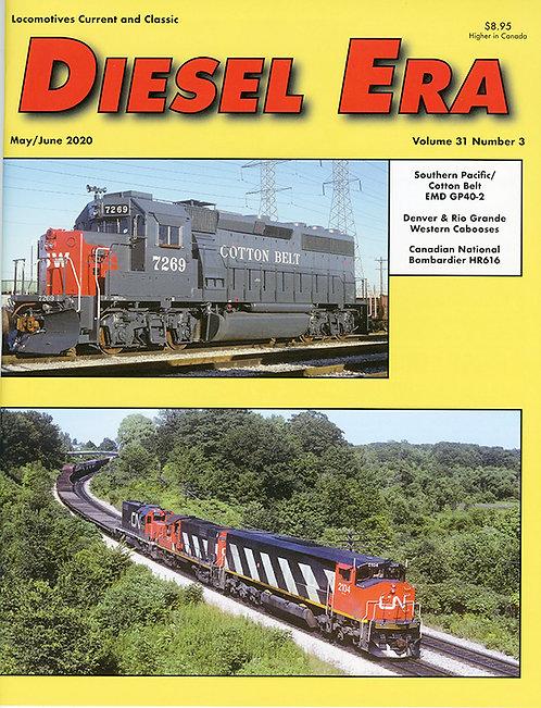 Diesel Era: Volume 31 Number 3