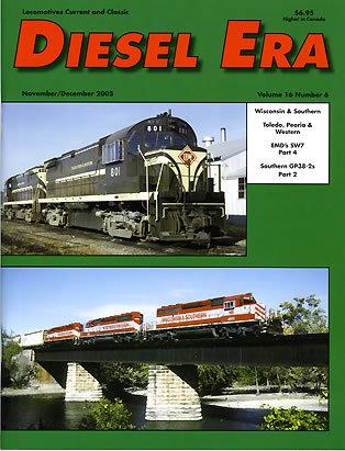 Diesel Era: Volume 16 Number 6