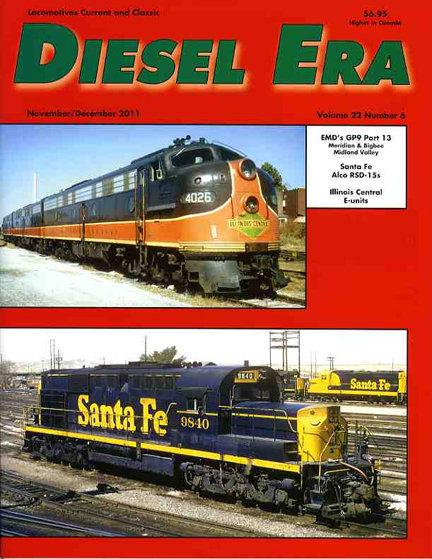 Diesel Era: Volume 22 Number 6