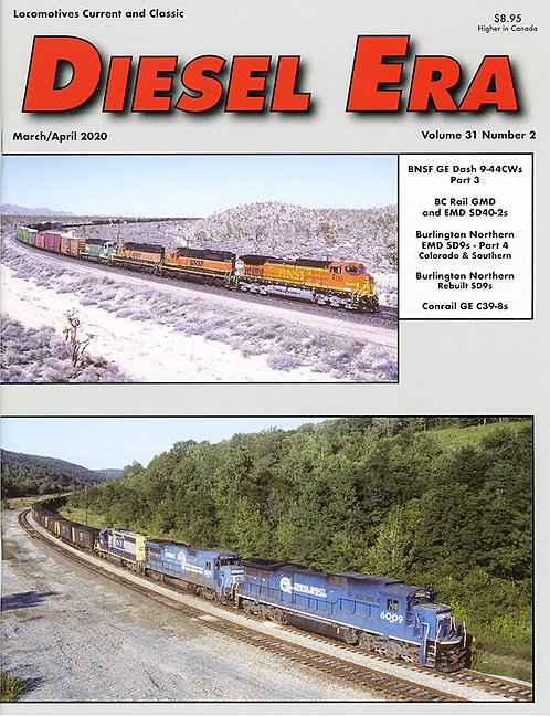 Diesel Era: Volume 31 Number 2