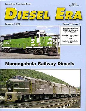 Diesel Era: Volume 19 Number 4