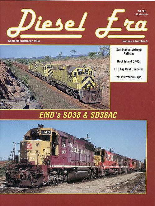 Diesel Era: Volume 4 Number 5