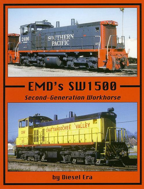 EMD's SW1500: Second-Generation Workhorse