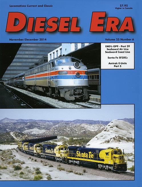 Diesel Era: Volume 25 Number 6