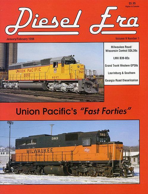 Diesel Era: Volume 9 Number 1