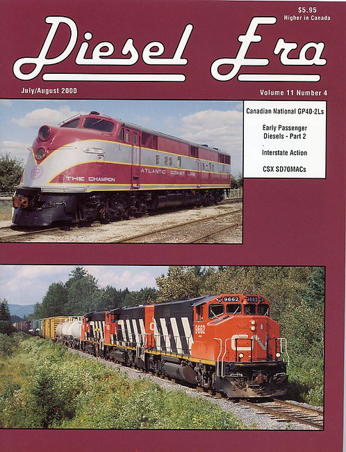 Diesel Era: Volume 11 Number 4