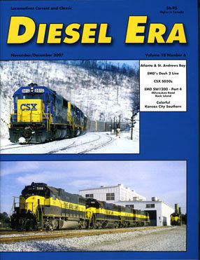 Diesel Era: Volume 18 Number 6