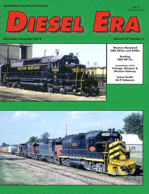 Diesel Era: Volume 29 Number 6