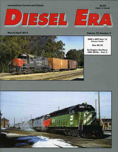 Diesel Era: Volume 23 Number 2