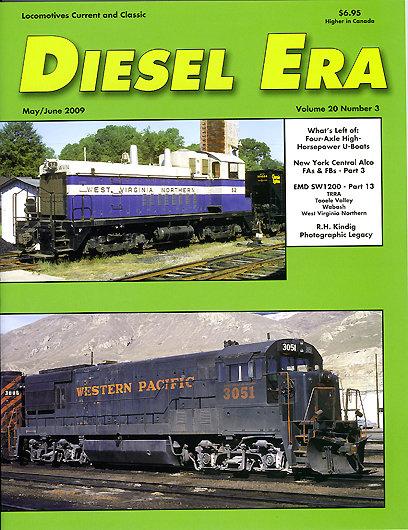 Diesel Era: Volume 20 Number 3