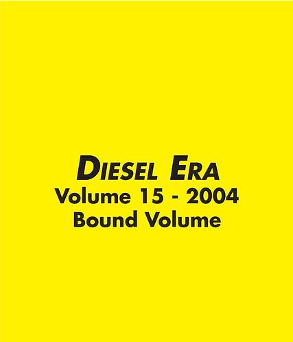 Bound Diesel Era Volume 15