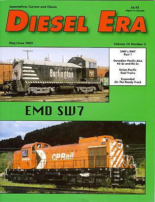 Diesel Era: Volume 16 Number 3
