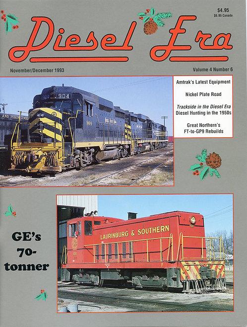 Diesel Era: Volume 4 Number 6