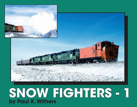 Snow Fighters - Volume 1