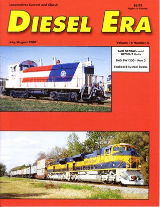 Diesel Era: Volume 18 Number 4