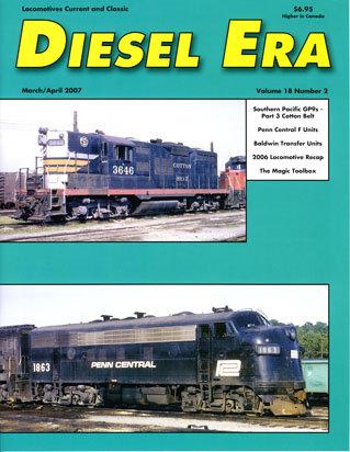 Diesel Era: Volume 18 Number 2