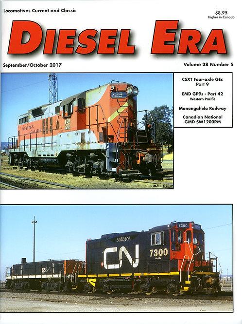 Diesel Era: Volume 28 Number 5