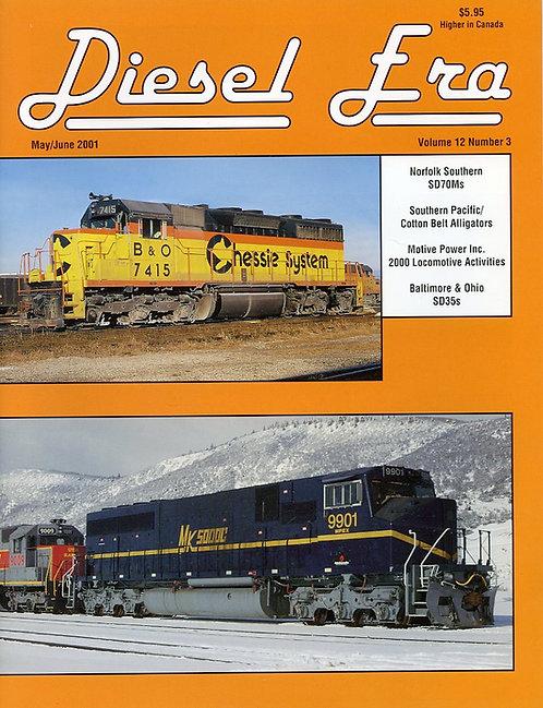 Diesel Era: Volume 12 Number 3
