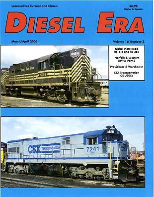 Diesel Era: Volume 16 Number 2