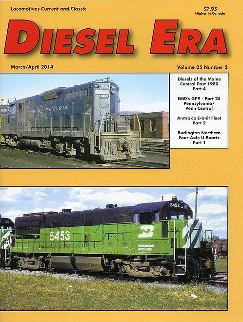 Diesel Era: Volume 25 Number 2