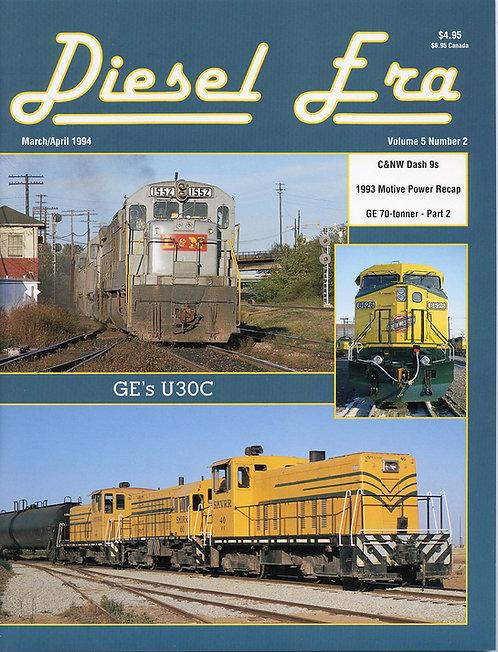 Diesel Era: Volume 5 Number 2