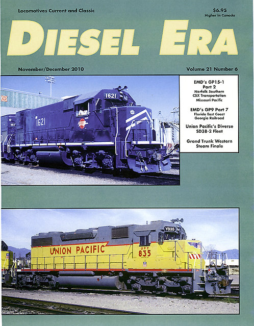 Diesel Era: Volume 21 Number 6