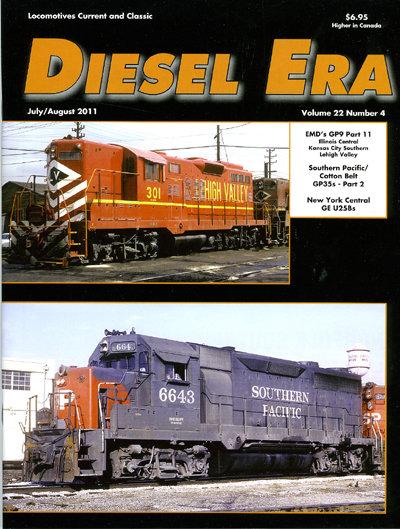 Diesel Era: Volume 22 Number 4