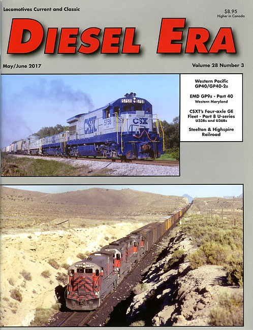 Diesel Era: Volume 28 Number 3