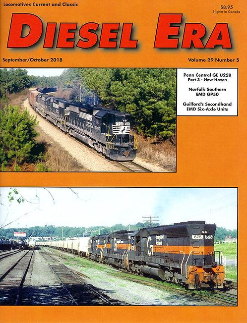 Diesel Era: Volume 29 Number 5