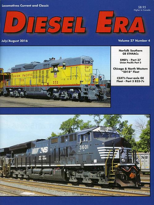 Diesel Era: Volume 27 Number 4