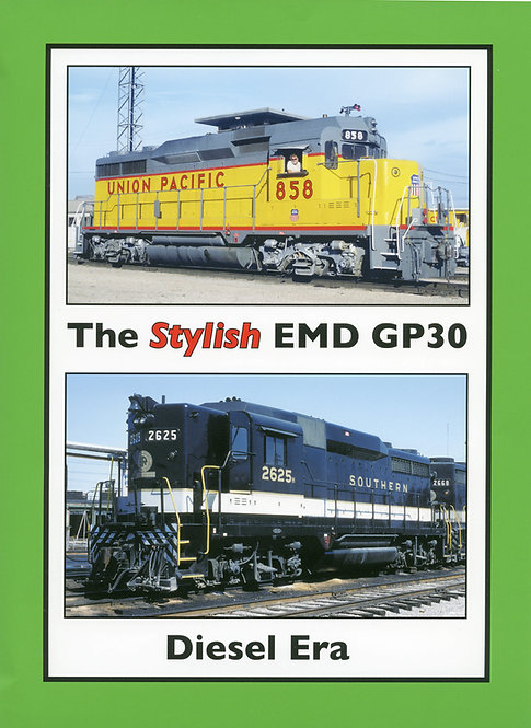 The Stylish EMD GP30