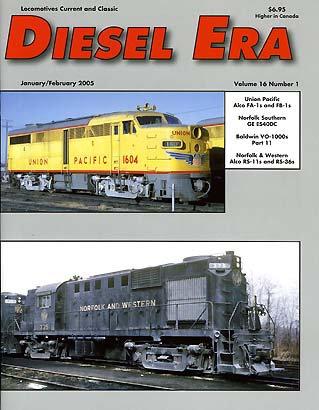 Diesel Era: Volume 16 Number 1