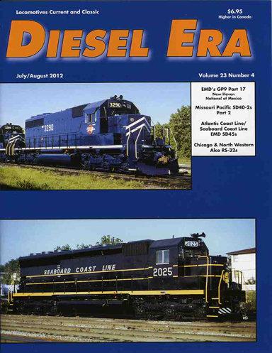 Diesel Era: Volume 23 Number 4