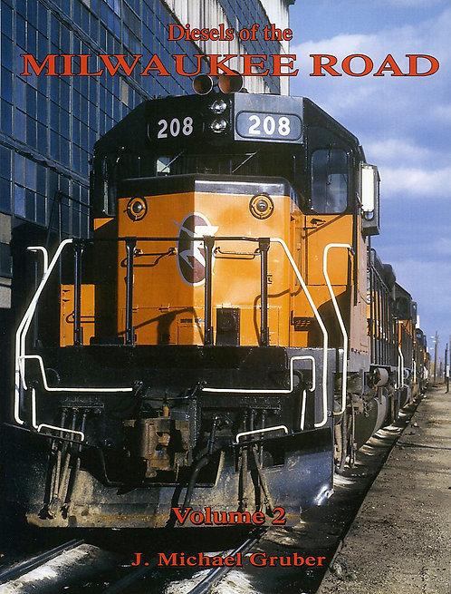Diesels of the Milwaukee Road: Volume 2