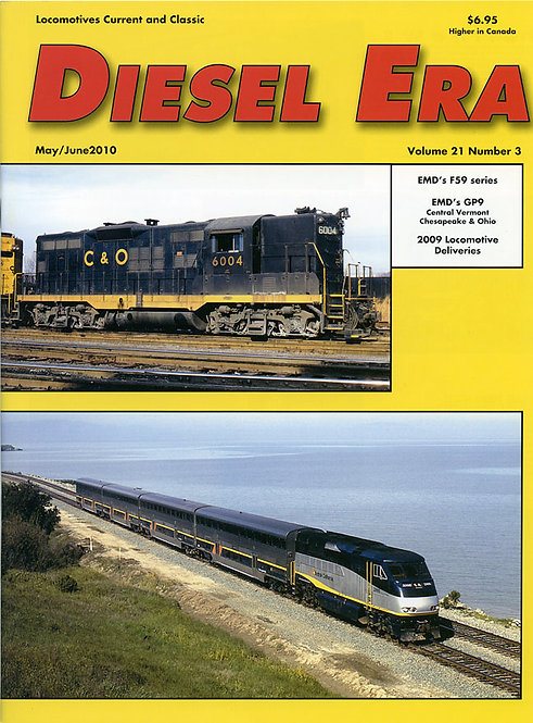 Diesel Era: Volume 21 Number 3