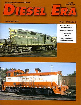 Diesel Era: Volume 17 Number 2