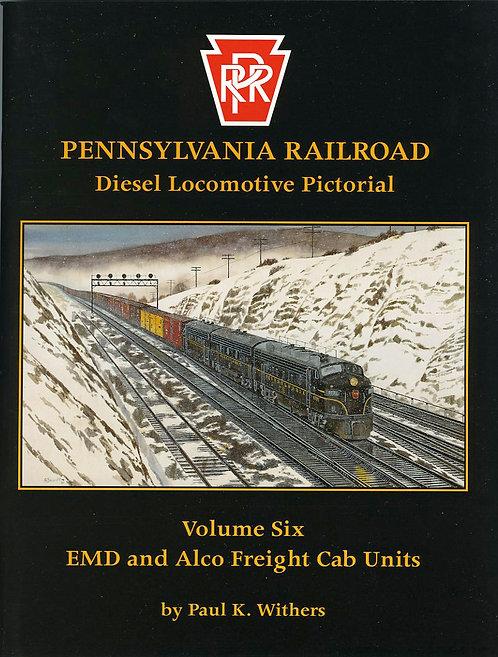 Pennsylvania Railroad Diesels Volume 6: EMD and Al