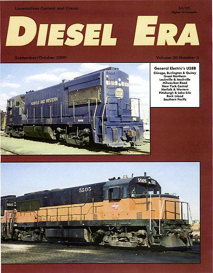 Diesel Era: Volume 20 Number 5