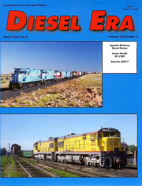 Diesel Era: Volume 29 Number 2